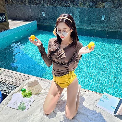 Autumn Mood Swimwear Set 秋風泳衣套裝