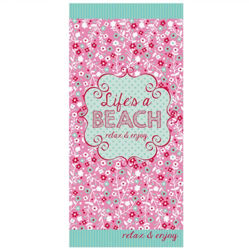 Fancy Beach Towel 印花沙灘巾