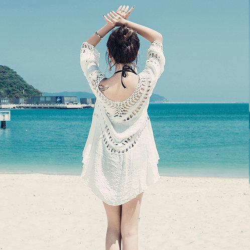 V shape Dress V型沙灘裙