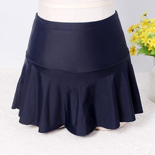copy of Mid-waist Skirt-pants 中腰平腳游泳裙褲
