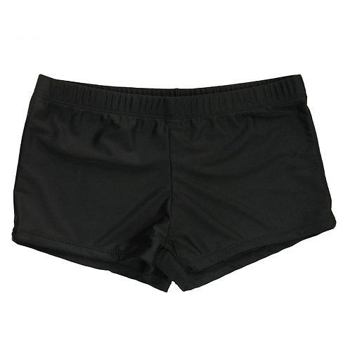 High-waist Swim-pants (Women) 高腰平腳女裝泳褲