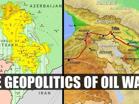 The Geopolitics of Oil Wars