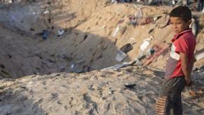 Gaza Activist Describes Oppression
