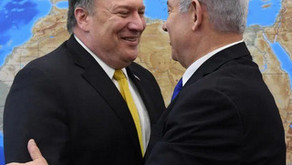 Pompeo Calls for End to Boycotts of Israel