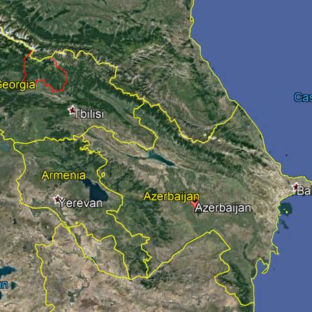 ARMENIA, AZERBAIJAN & ROTHSCHILD OIL WARS