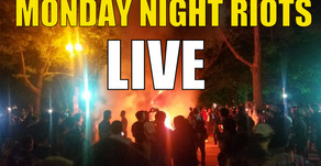 LIVE - George Floyd Riots - Monday 6/1