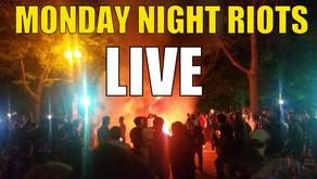 LIVE - George Floyd Riots - Monday 6/1