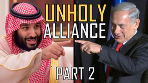 💥 Israel & Saudi Arabia Unite to Destroy Iran - Part 2