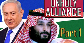 🔯 Israel & Saudi Arabia Unite to Destroy Iran - Part 1