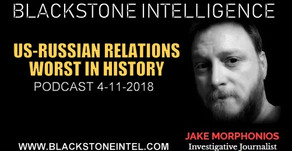 US Russian Relations At Lowest Point in History - Podcast