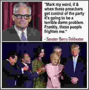 Senator Barry Goldwater