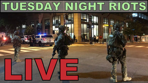 LIVE - George Floyd Riots - Tuesday 6/2