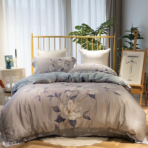 60's Tencel™ Full Bed Set_ELEGANCE_HP005