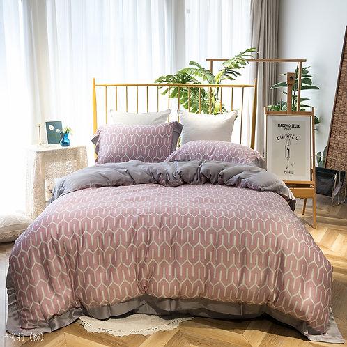 60's Tencel™ Full Bed Set_CLASSIC_HP001