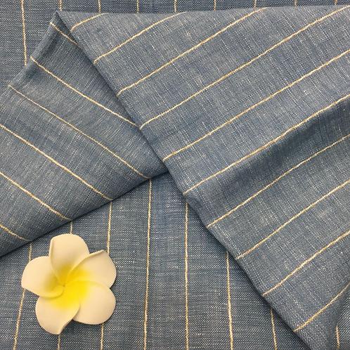 #10349 100% Linen Yarn Dye Stripe  (180g) 10Y