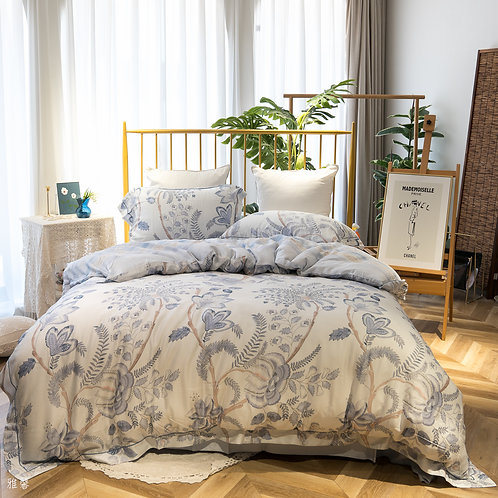 60's Tencel™ Full Bed Set_ALIVE_HP007