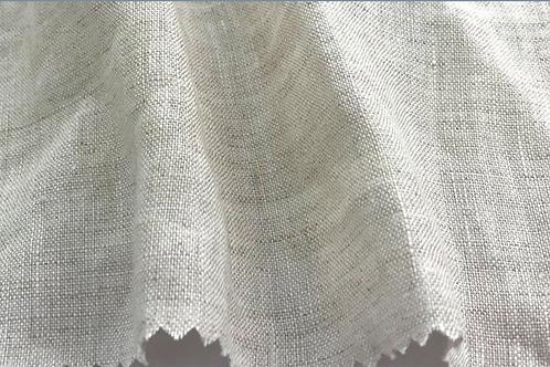#19154 100% Linen Poplin  (120g) 10Y