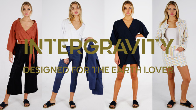 INTERGRAVITY SS20 LOOKBOOK