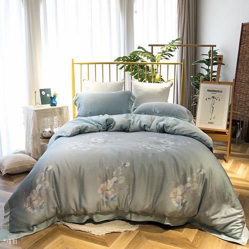 60's Tencel™ Full Bed Set_PEACE_HP004