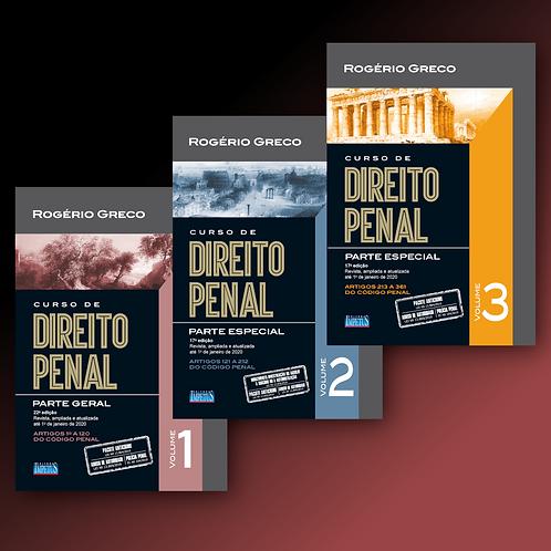 CURSO DE DIREITO PENAL - COMPLETO