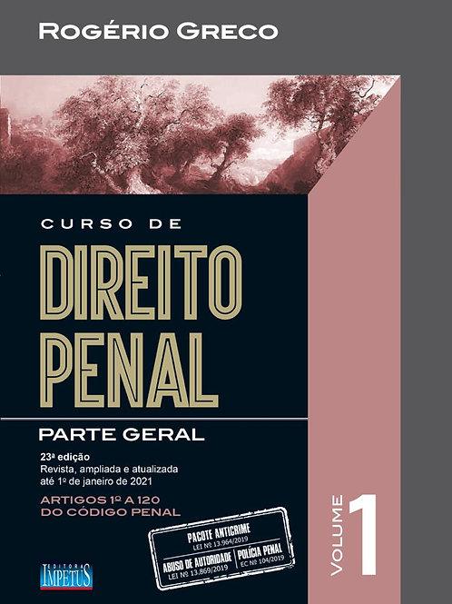 CURSO DE DIREITO PENAL - PARTE GERAL - VOL. I