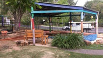 Deck around a sand pit that we completed at a child care centre in east Lismore