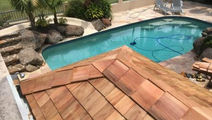 New Cedar Shingle Roof