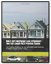 NMLS SAFE Mortage Loan Originator Practice Exam