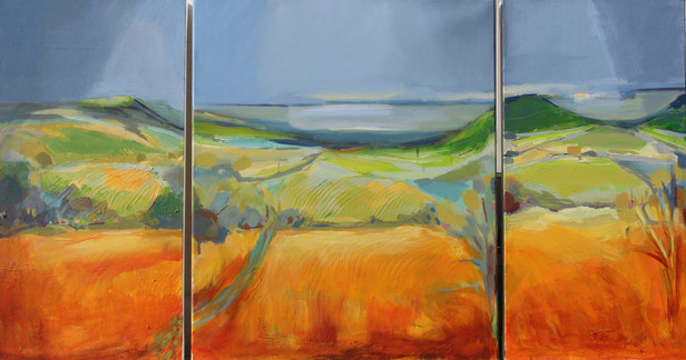 (3) The rhythms of the fields 2