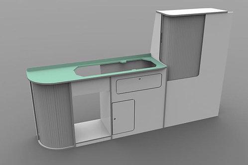 Design 3 SWB Full Height Unit