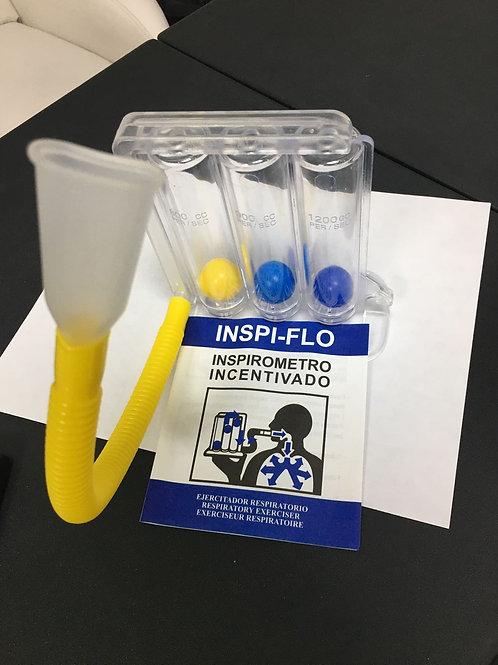 Inspirometro incentivo