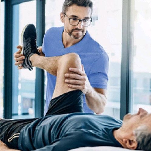 Rutina y asesoría fisica