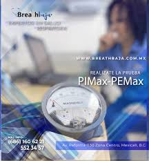 Medición de PIMAX/PEMAX