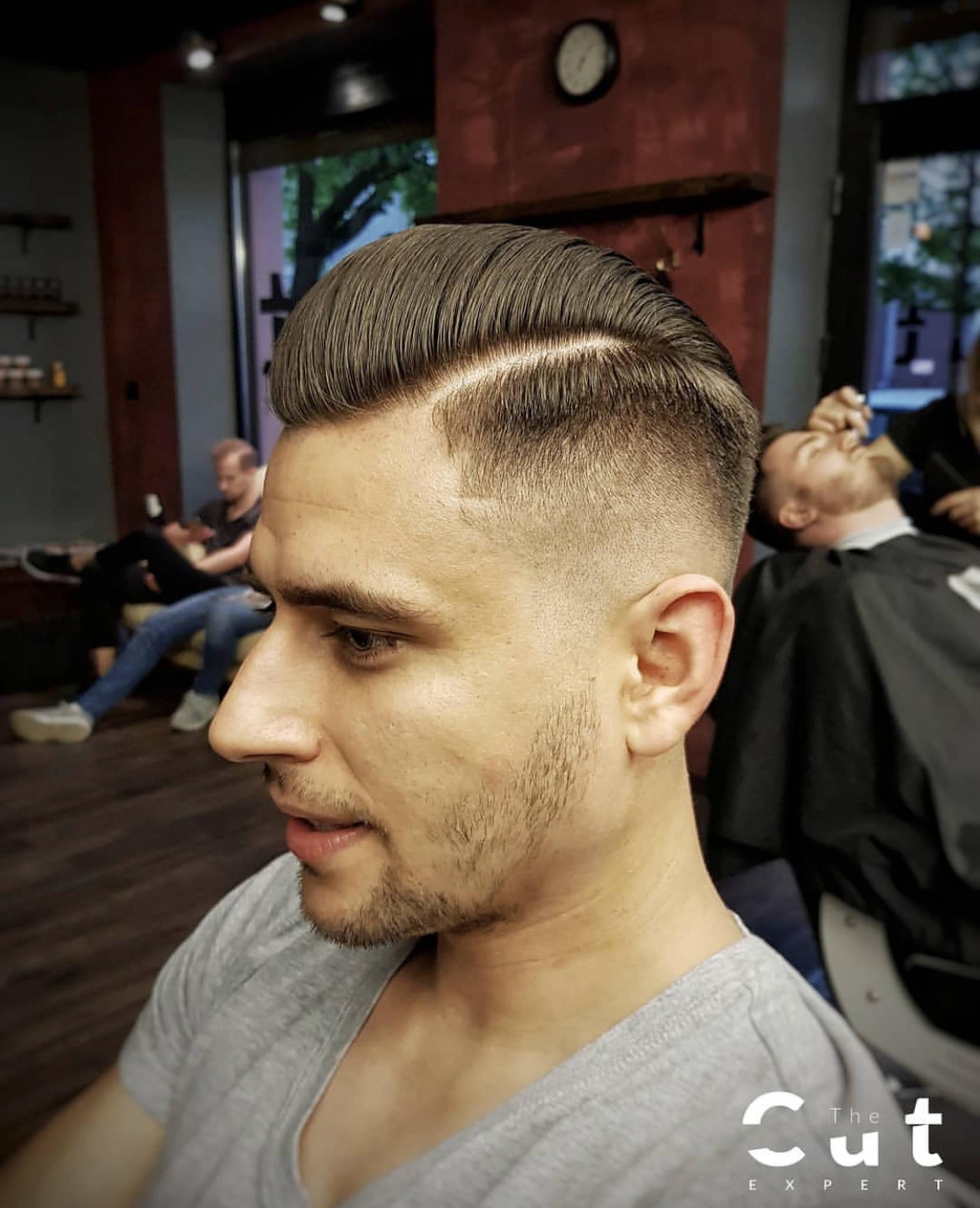 Wymagające, gęste włosy męskie