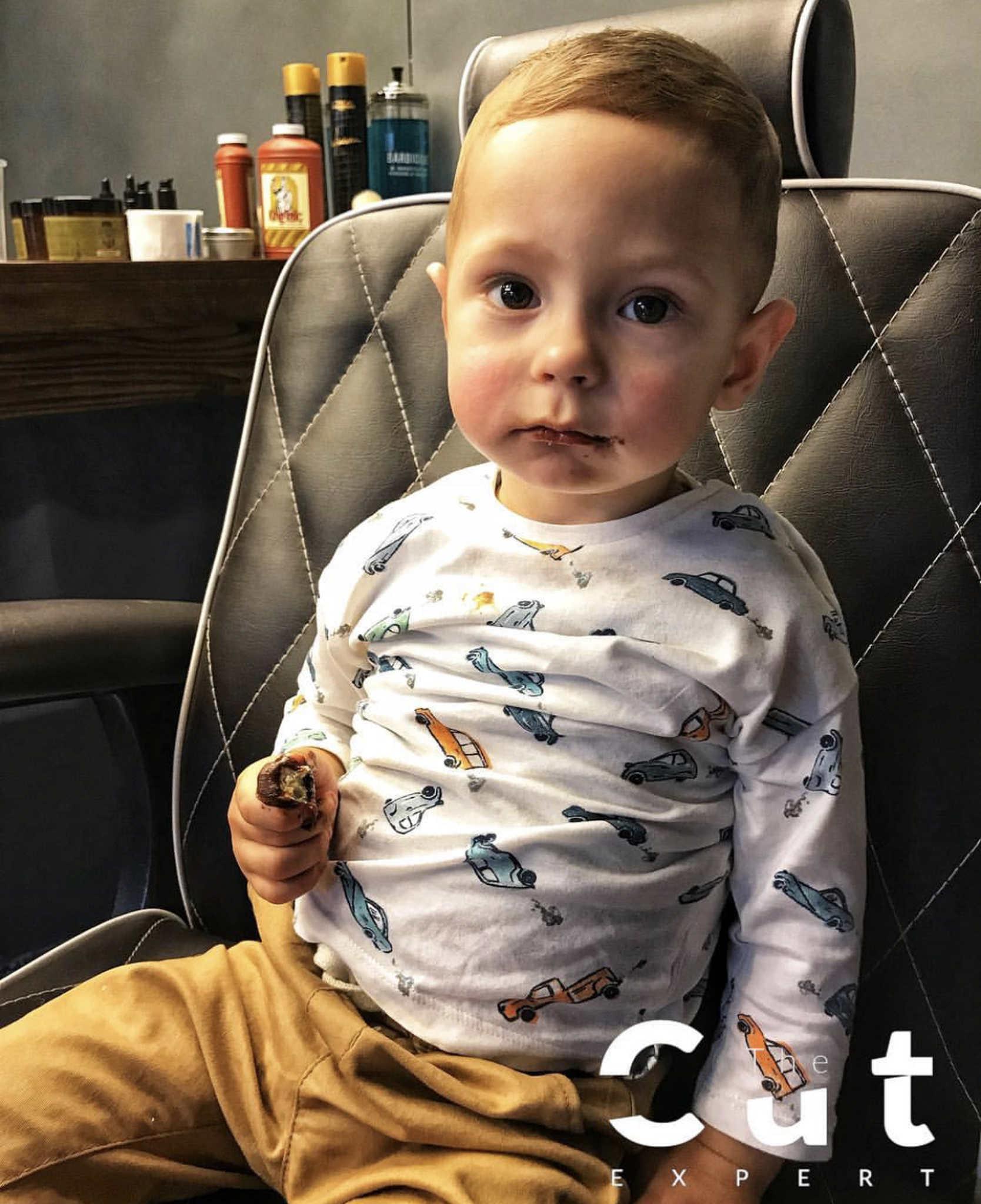 Dziecko u (nie) barbera