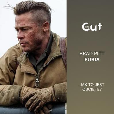 """Jak to jest obcięte? - Fryzura Brada Pitta z filmu """"Furia"""""""