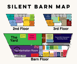 Silent Barn Map