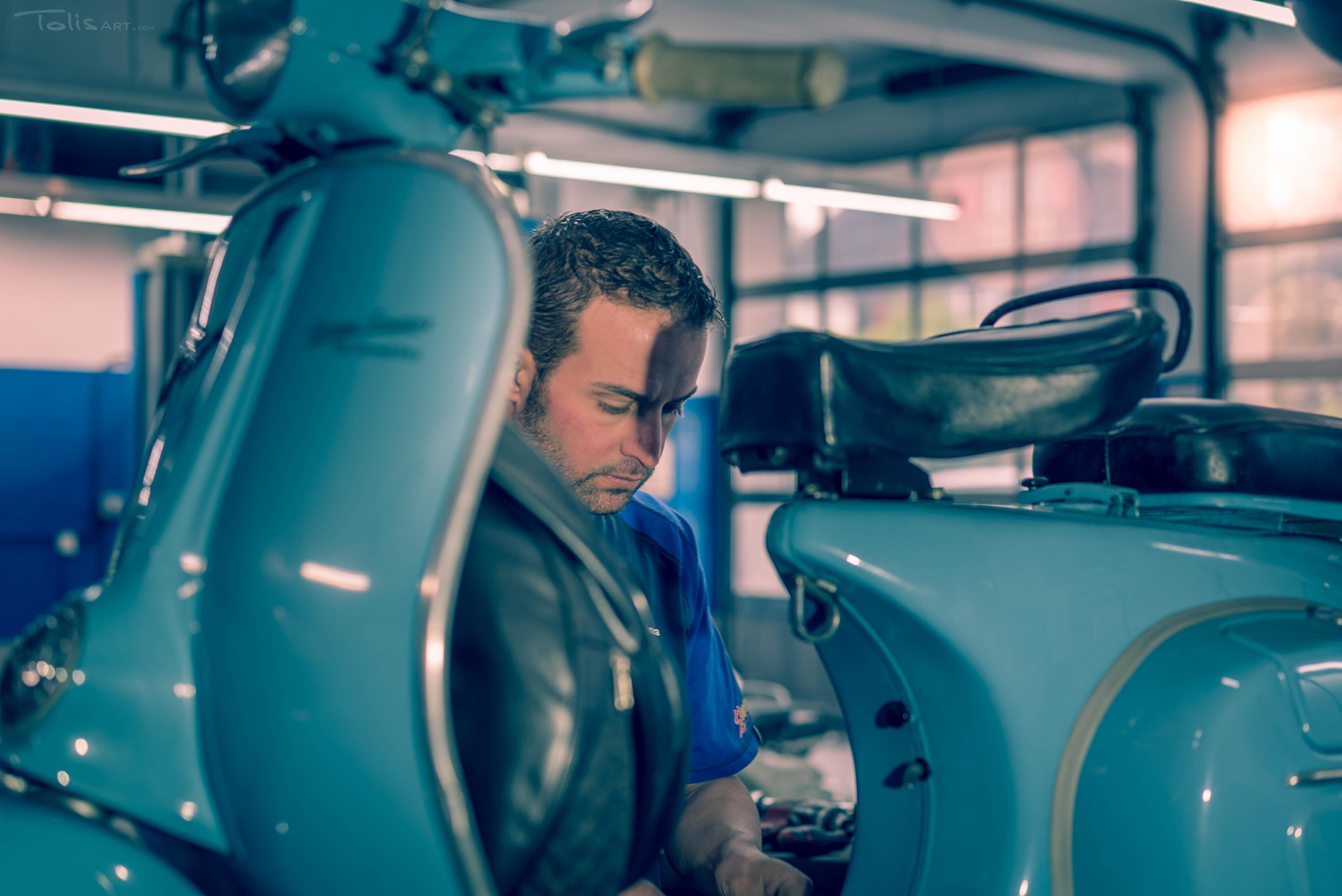 Garage Sinatra