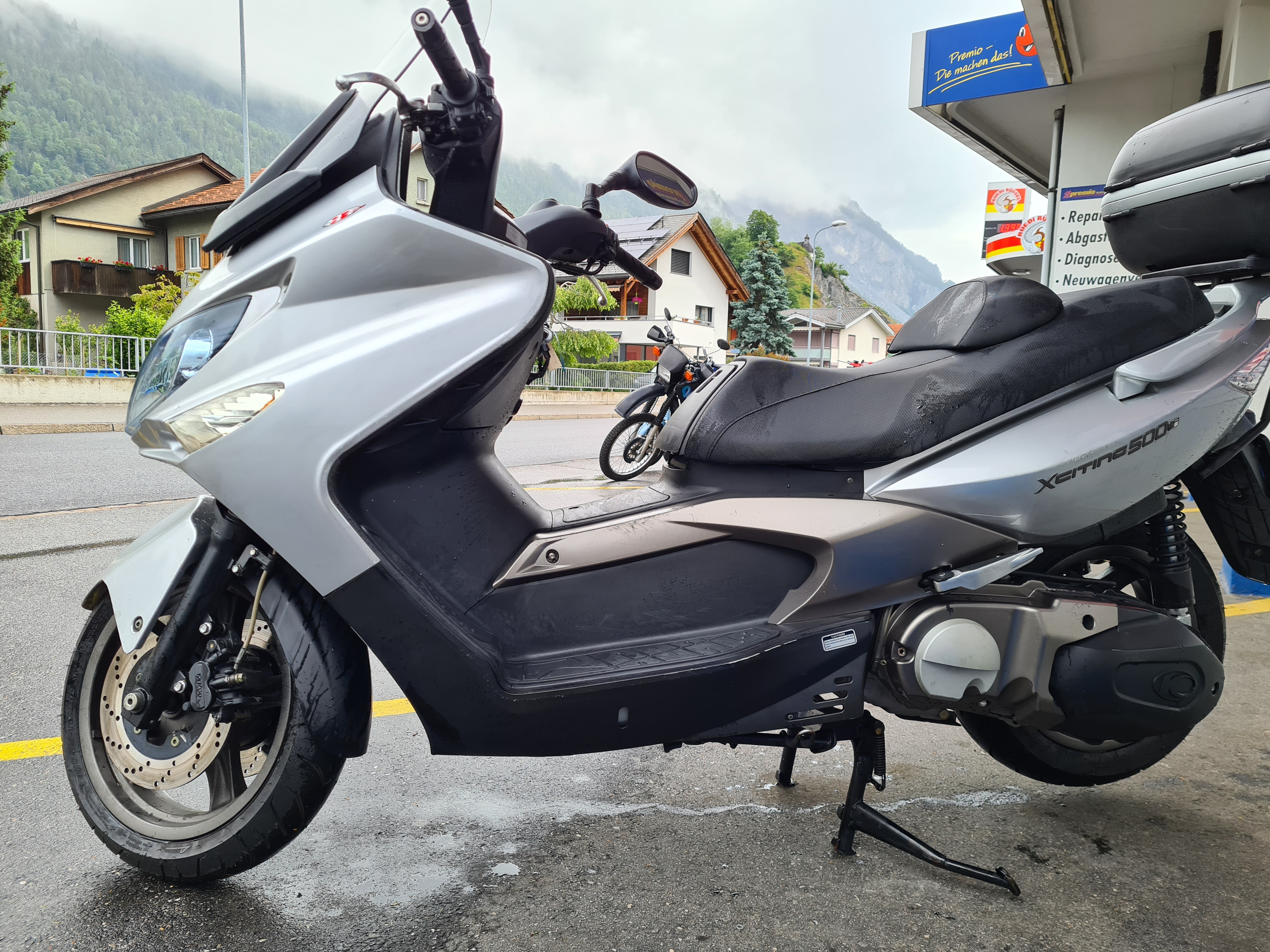 Kymco Xciting 500 28KW ABS
