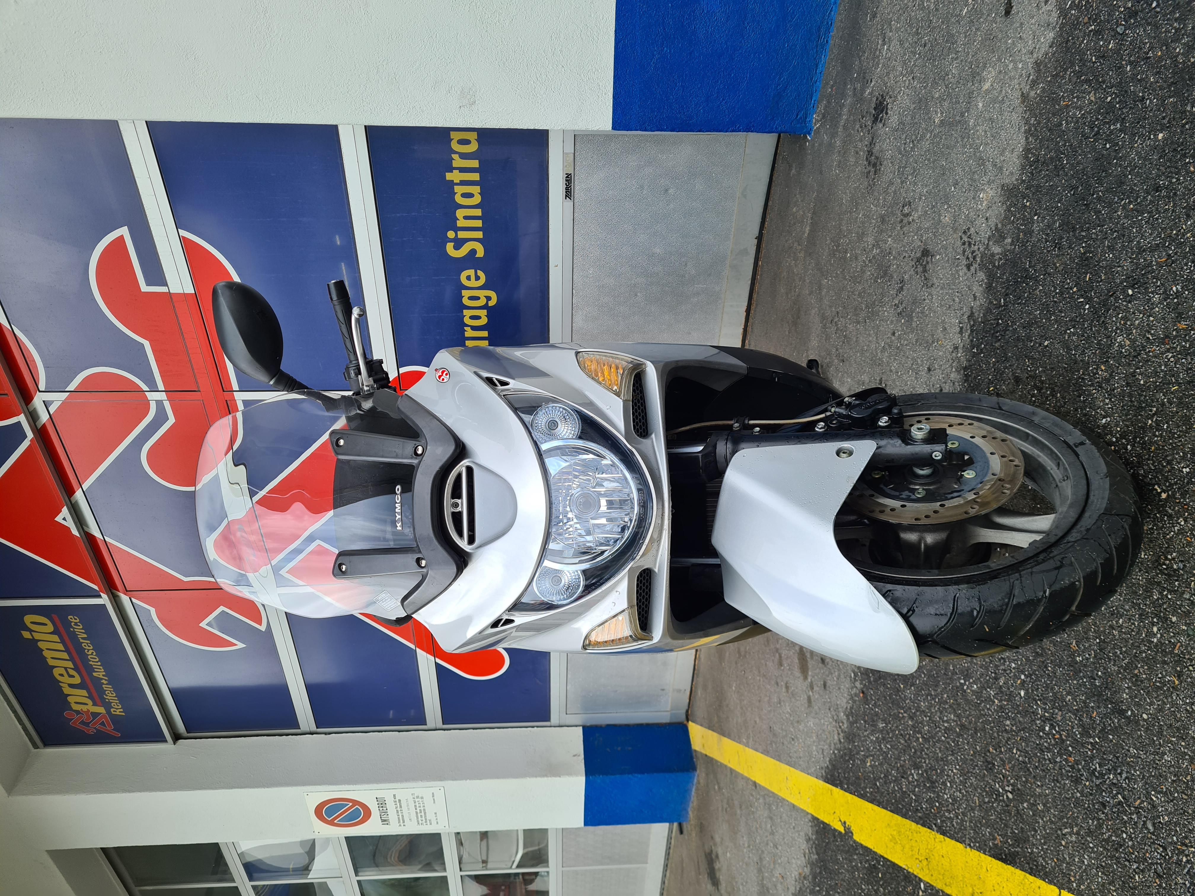 Kymco Xciting 500i
