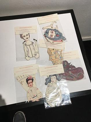 Espace Fragile - Marionettes M