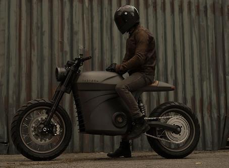 Tarform Motorcycles, les motos électriques conçues grâce à l'impression 3D
