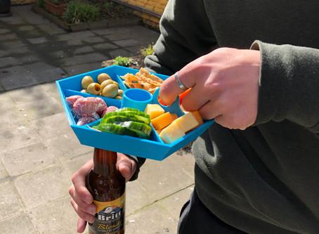 Objet de la semaine : Porte légumes pour bière