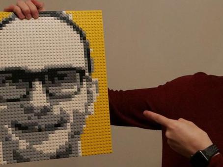 Le Photomaton LEGO ?  Une idée originale !