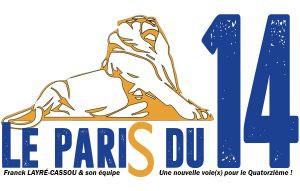 Le pariS du 14 de Franck Layré-Cassou joint ses forces à Aimer Paris !