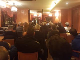Compte rendu de la réunion publique d'Aimer Paris du 24 Janvier 2019 : un grand succès !