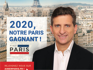 Grande soirée électorale d'Aimer Paris dimanche 26 mai à 19 heures au Café du Pont-Neuf ! Les le