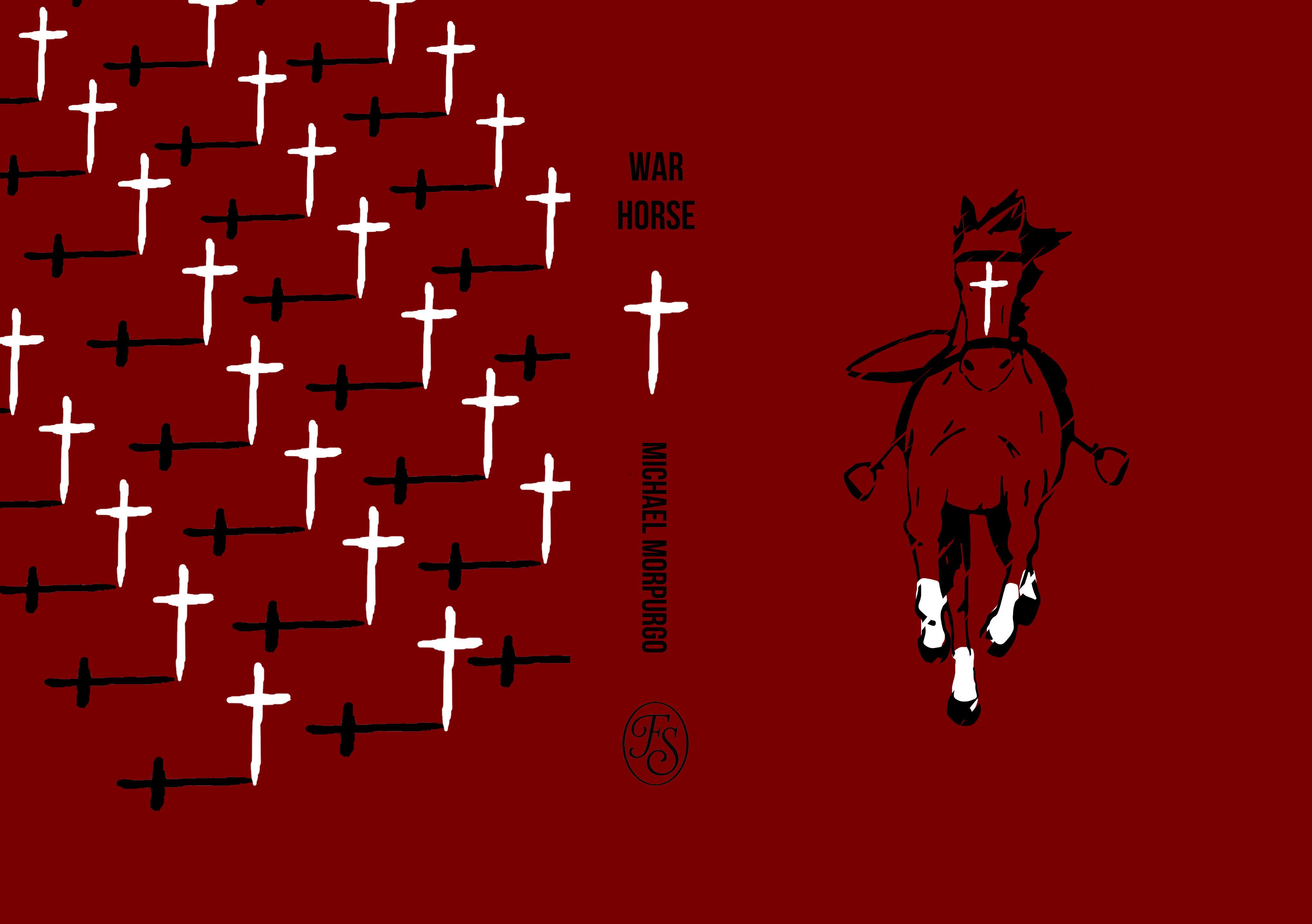 Harriet Hyder War Horse Cover