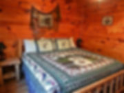 Cabin rental near Dollywood Great Smoky Mountains TN