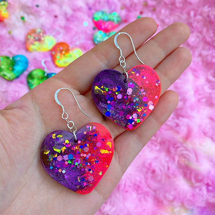 I Love Me Minis ( Pink n Purple )